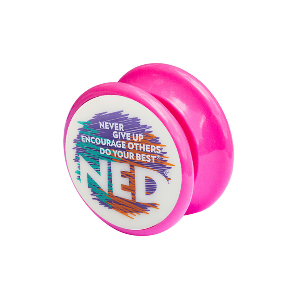 NED Yo Pink - Butterfly Style - The NED Show | eBay