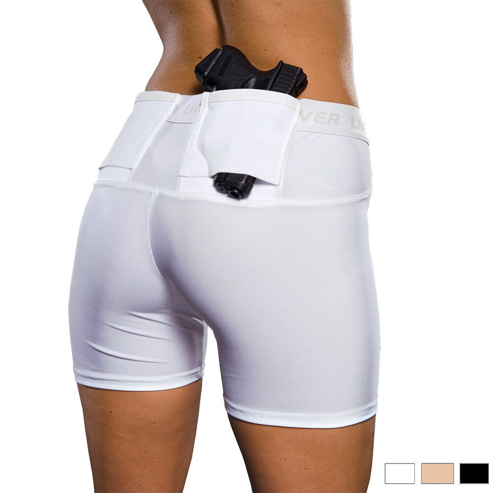 Concealed weapon clothing for women