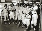 THE WARRIORS 1979 CLASSIC CAST BASEBALL FURY FURIES 8X10 MOVIE PHOTO RARE!