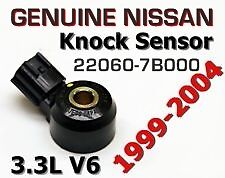 s l1000 genuine nissan knock sensor 22060 7b000 3 3l frontier 99 04 2004 Nissan 350Z Knock Sensor Sub Harness Wire Diagram Cornect at eliteediting.co