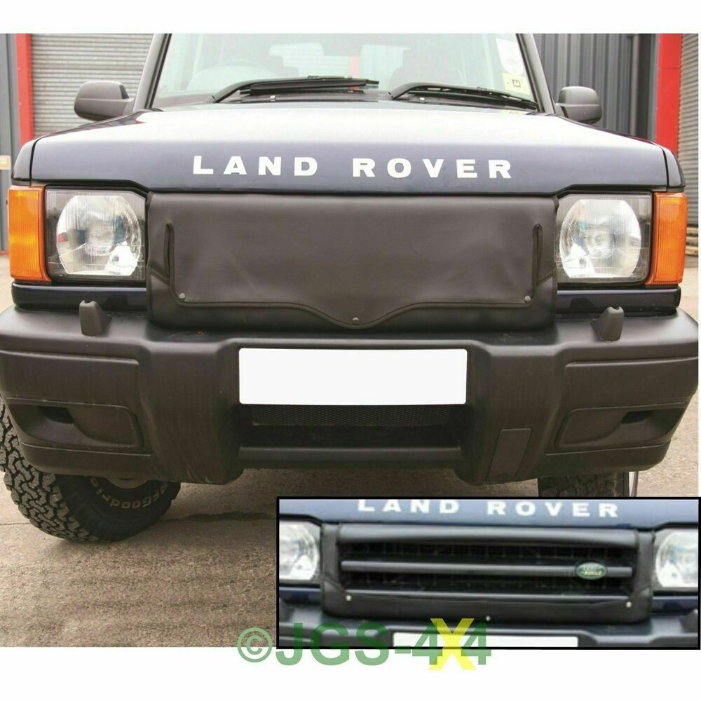 Land Rover Discovery 2 TD5 Radiator Muff Grill Cover Pre