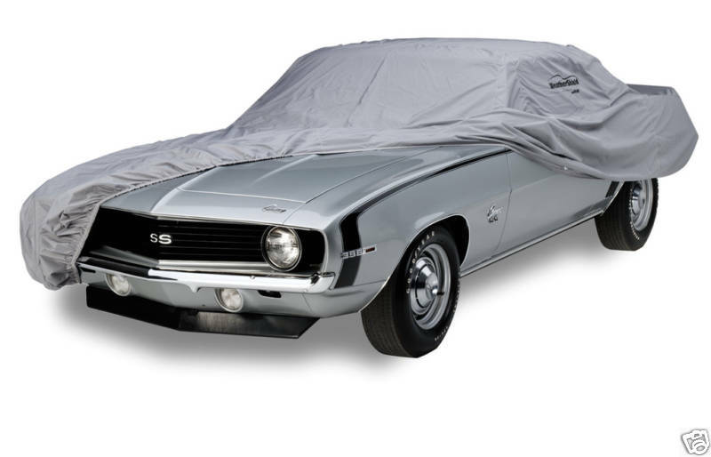 covercraft weathershield hp car cover custom made to fit 1969 chevrolet camaro ebay. Black Bedroom Furniture Sets. Home Design Ideas