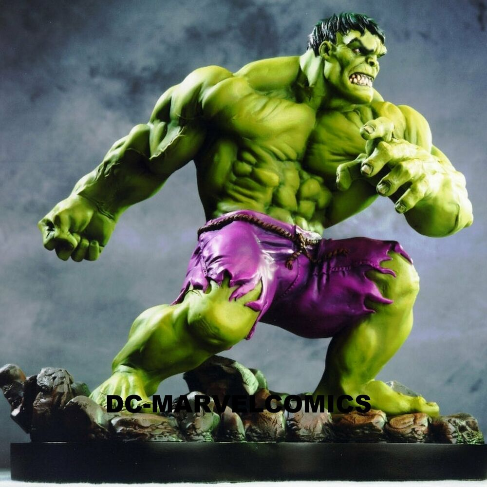 bowen designs the incredible hulk full size statue nib   by shiflett brothers