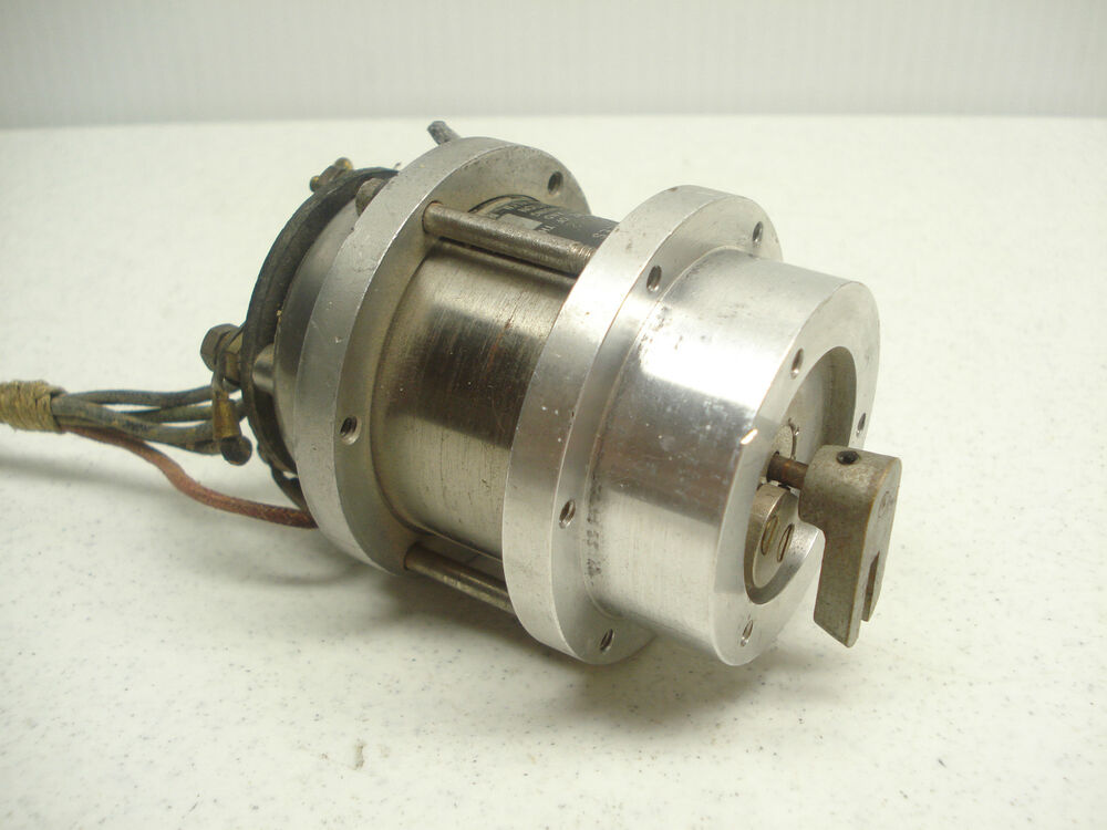 Autosyn Bendix Ca 14914 1 32volt Ac Single Phase Motor