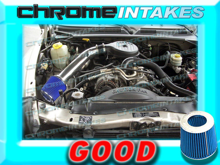 BLACK BLUE 97 03 DODGE DAKOTA DURANGO 3 9L V6 5 2L 5 9L V8