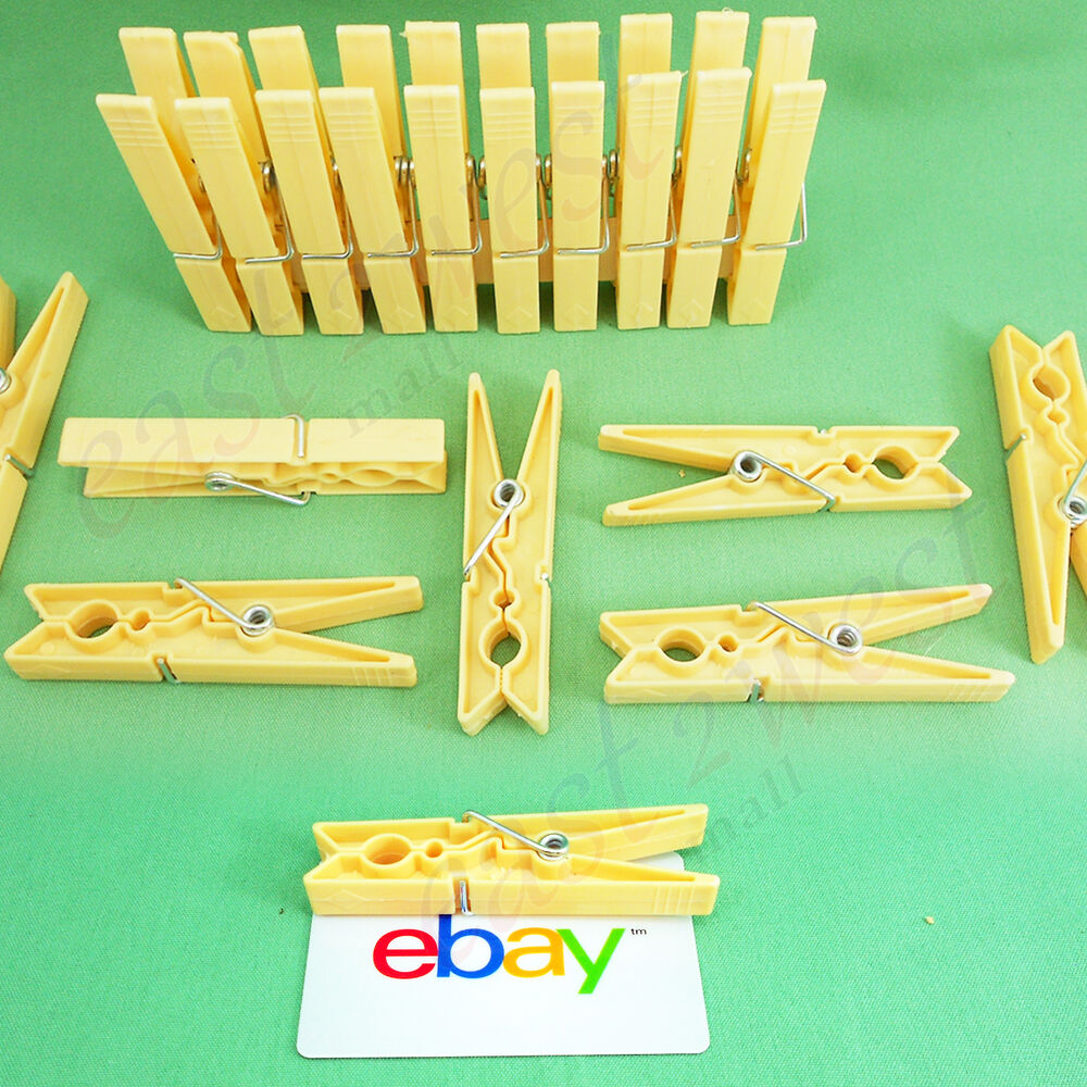 heavy duty long plastic laundry clothes pins hanging pegs
