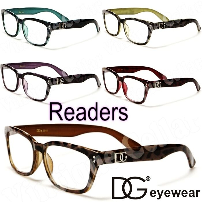 15 new dg reading glasses 1 25 1 50 1 75 2 00 2 25 2 50 2
