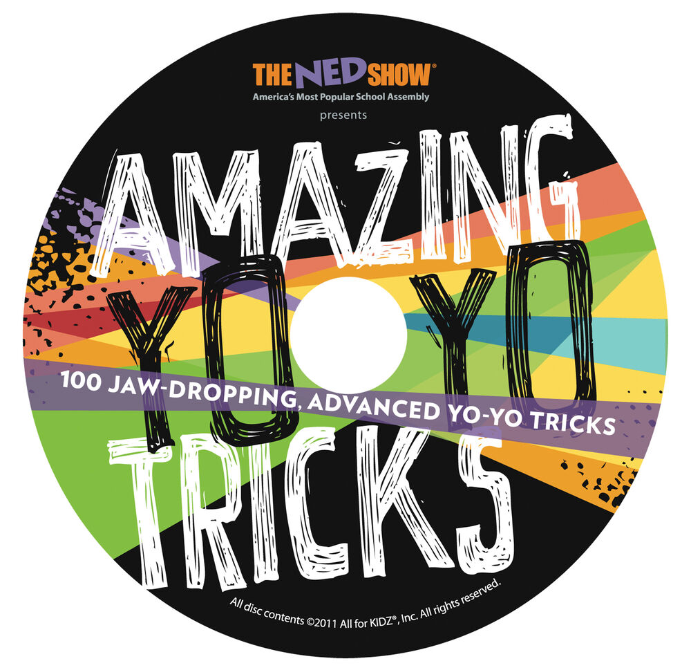 Amazing Yo Yo Tricks DVD - The NED Show | eBay