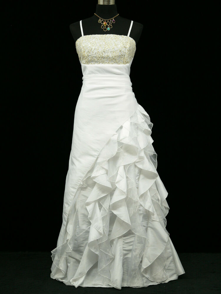 cherlone satin white sparkle lace ball gown wedding