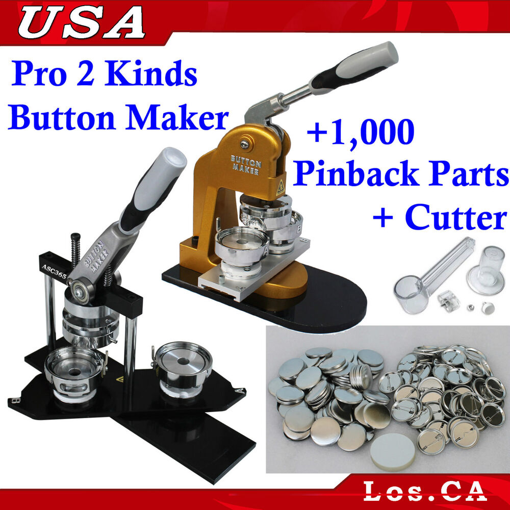 button maker machine