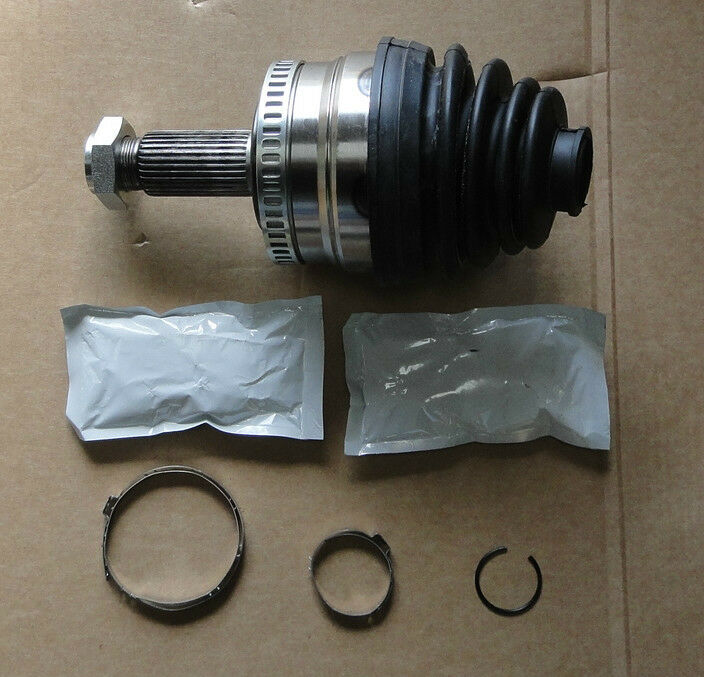 range rover l322 front outer cv joint constant velocity drive shaft lr032577