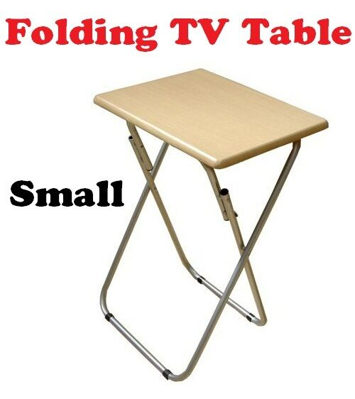 Coffee Table 3 Layers Black Square Metal Legs: Folding / Foldable Occasional TV Table Tea Coffee Bed Side