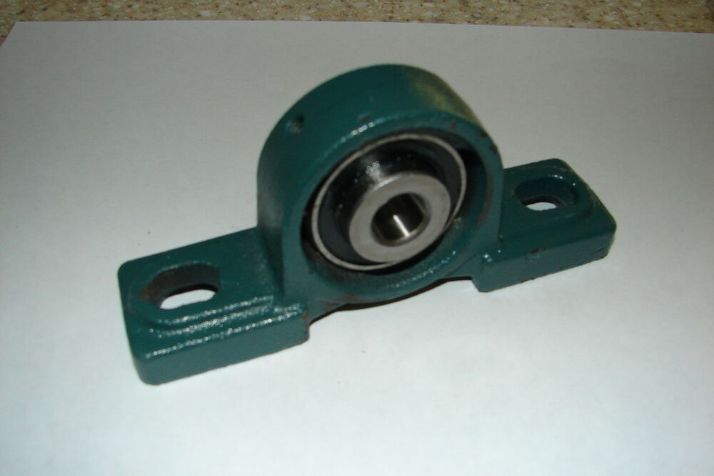 Pillow bearing fixed bearing not floating w 1 2 bore for Where can i get my window motor fixed