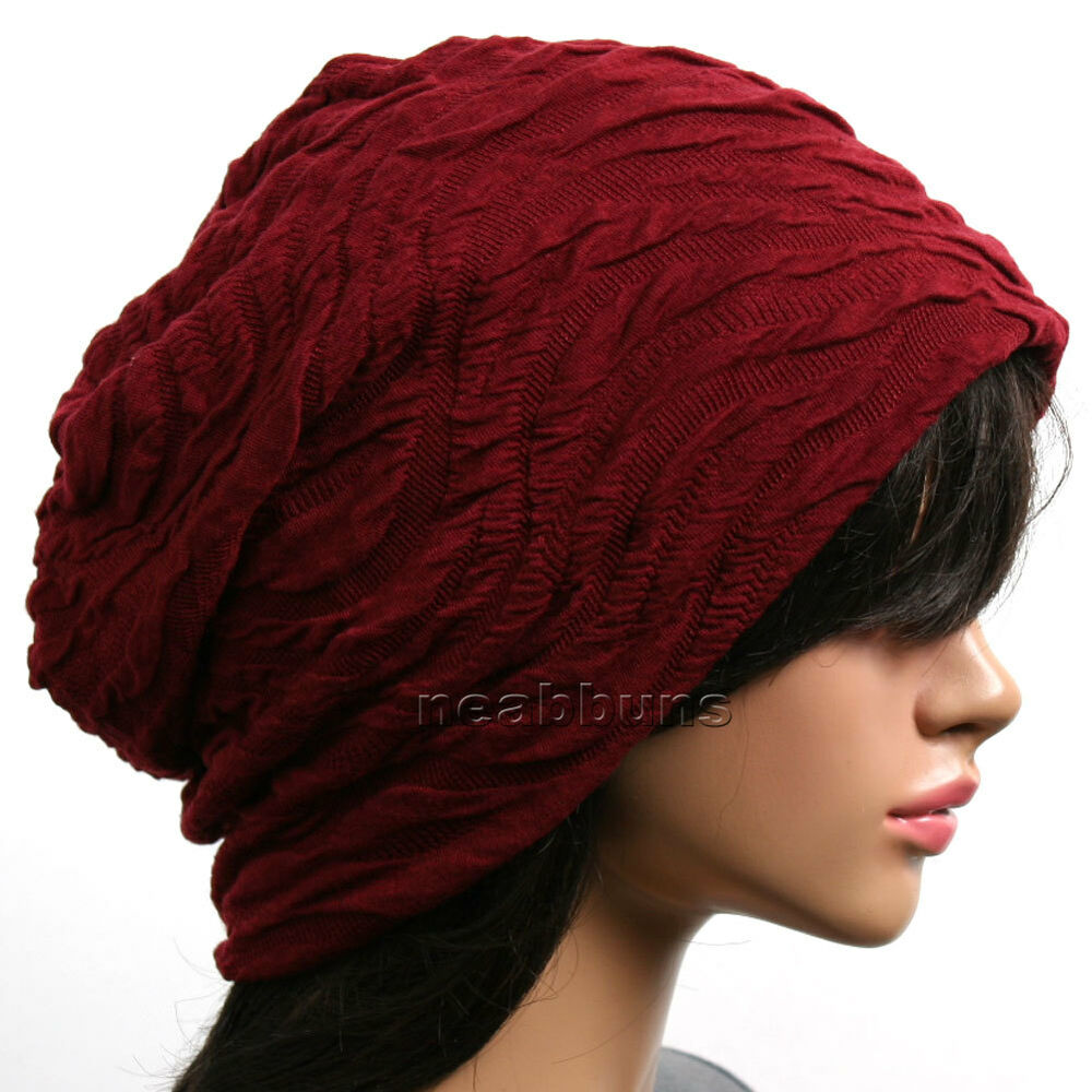 best designer baggy slouchy beanie top chic hat