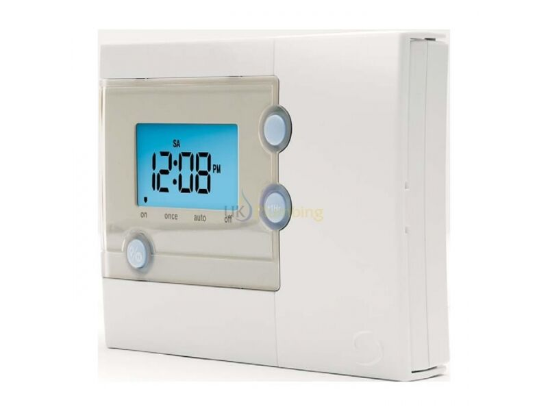 Salus digital heating hot water programmer ep101 timer ebay for Hot water heater 101