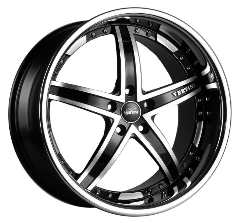 20 vertini fairlady staggered wheels 5x112 rim fits