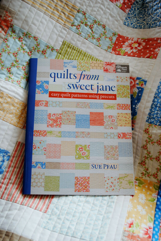 Easy Fabric Book Cover Patterns : Quilt pattern book for precuts quick easy beginner