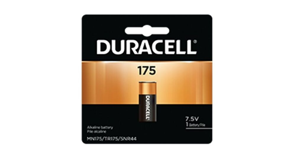 1 pk duracell 175 mn175 tr175 5nr44 7 5v photo battery ebay. Black Bedroom Furniture Sets. Home Design Ideas