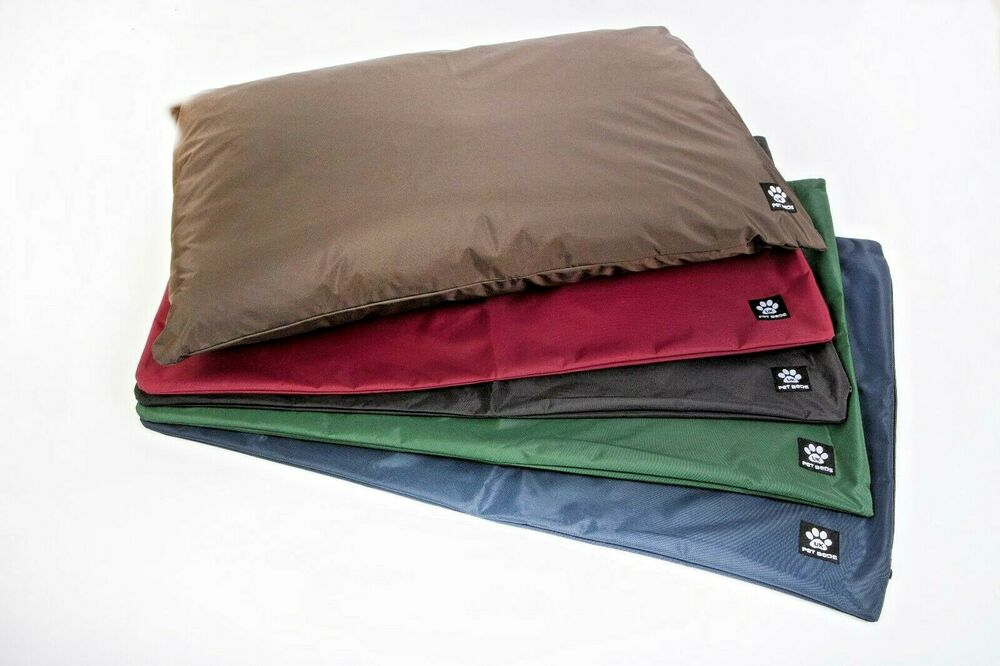 Heavy Duty Waterproof Dog Mattress Pet Bed Cover Only