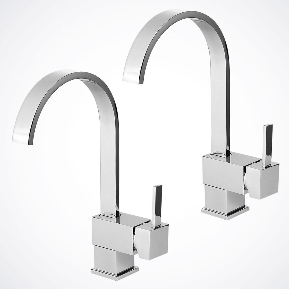 Modern Kitchen Sink Faucets: 2pcs Modern Contemporary Kitchen Bar / Bathroom Vessel