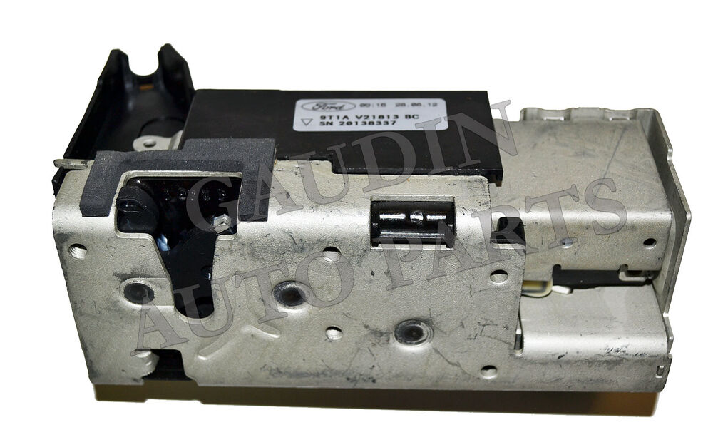 Ford Oem 10 13 Transit Connect Front Door Lock Actuator