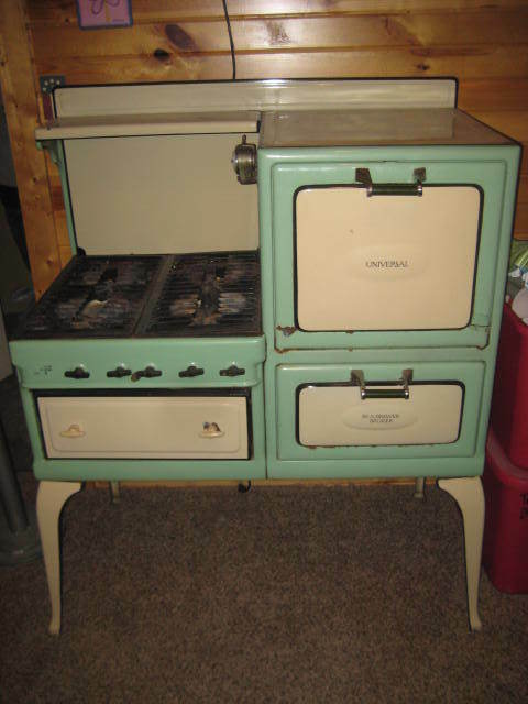 Lqqk Antique Vintage 1920 S 30 S Universal Old Gas Stove
