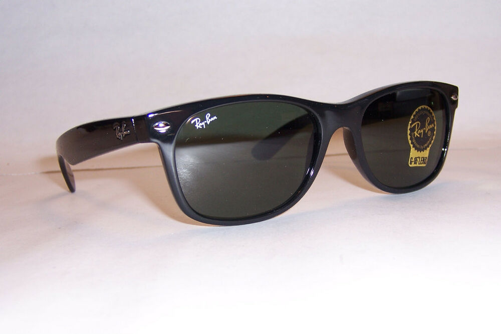 eb6274274b4c Ray-ban Rb2132 New Wayfarer 901l Black Gr.55