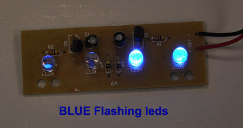 Admirable Flasher Led Pcb With Battery Box For Dummy Alarm Siren Security Bell Wiring Database Scataclesi4X4Andersnl