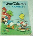 Walt Disney's Comics and Stories 121 VG- (3.5) 1950, 50% off Guide!