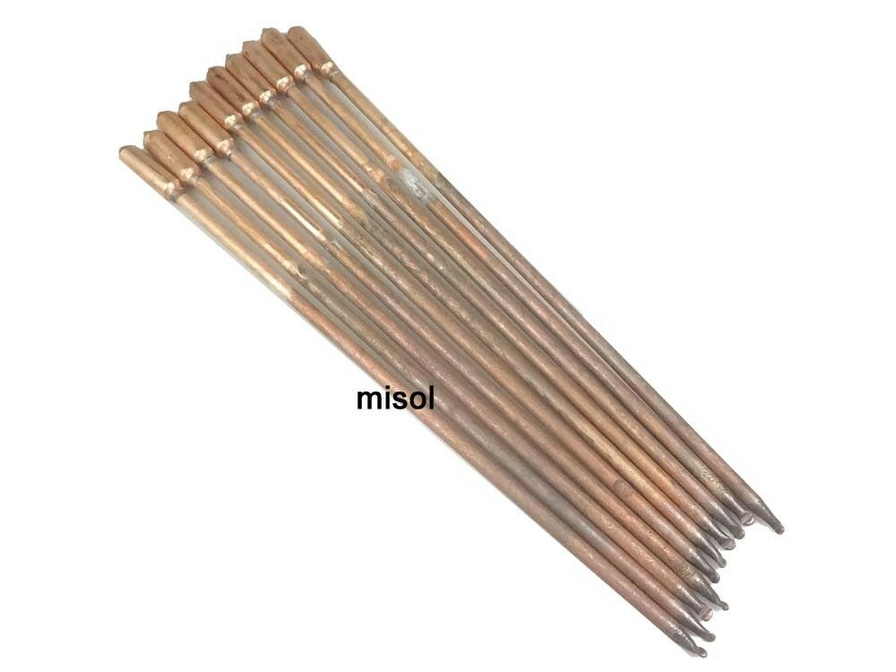 10 pcs of copper heat pipe 40cm for solar water heater for Copper pipe heater