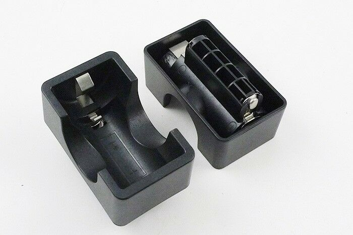 2pcs Lot Battery Adapter Charge Test C Amp D Cells Power