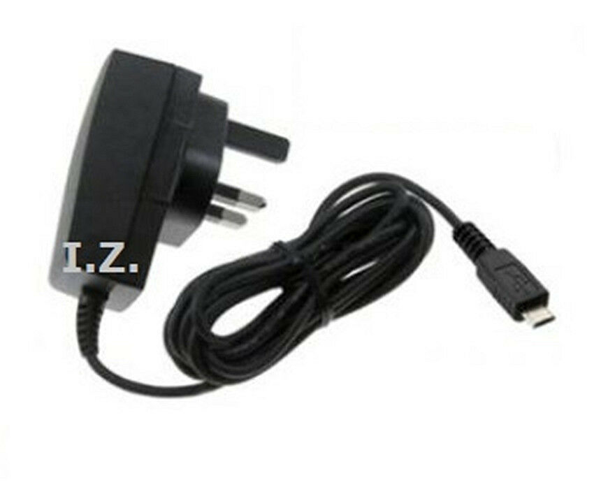 Uk 2a High Power Mains Charger Fit Amazon Kindle Fire