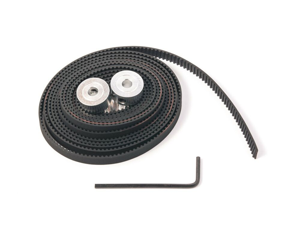 Timing Pulleys And Belts : Gt timing pulleys and m of belt d