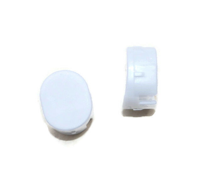 Dyson Airblade Ab03 Hand Dryer: Dyson Airblade Hand Dryer Front Screw Covers White AB03