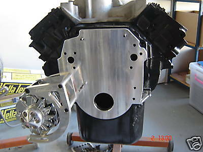 Ford 351c Billet Timing Cover Ebay