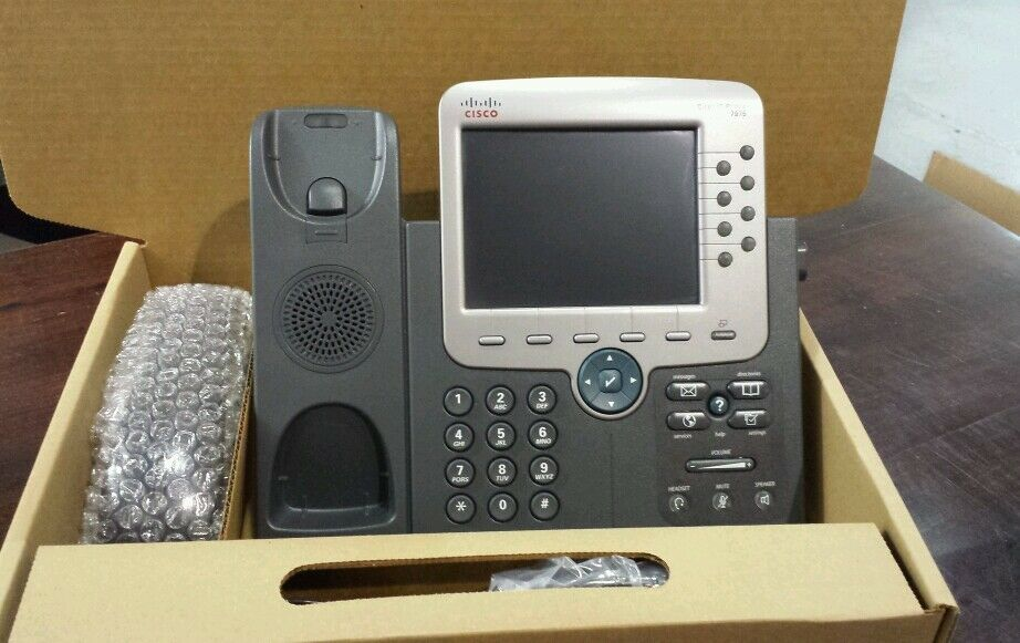 Cisco Unified Ip Phone 7975 manual