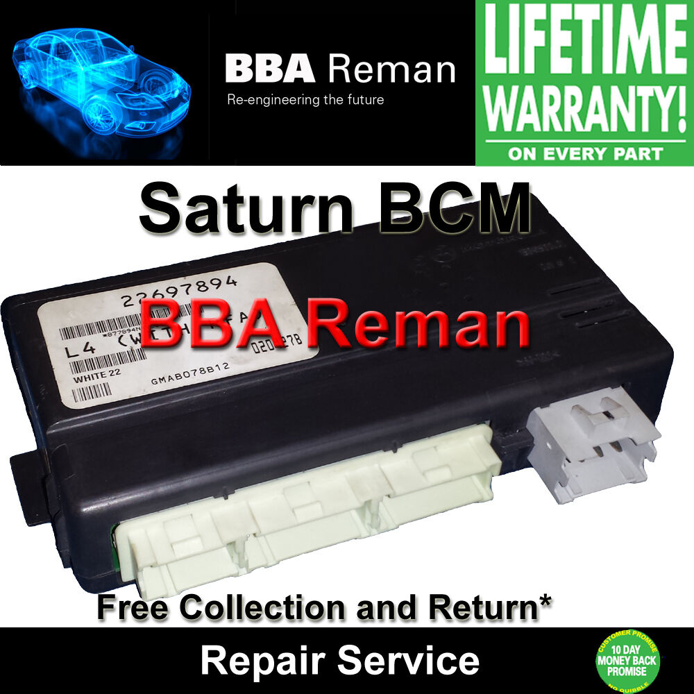 Where Is The Body Control Module On: 2000 & Up Saturn BCM Repair Vue Body Control Module Repair
