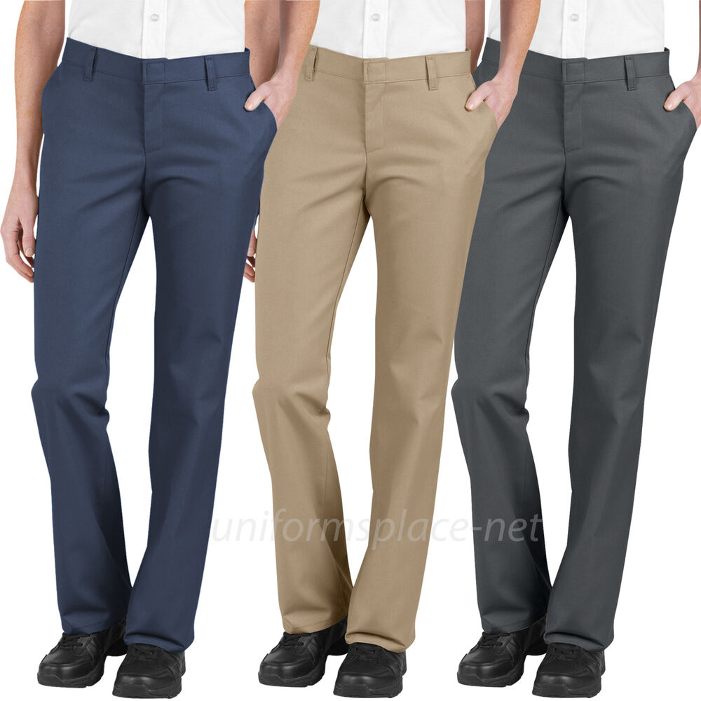 Brilliant Womens Navy Khaki Pants