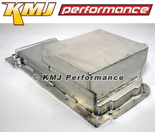 Gm Ls Engines >> Fabricated Aluminum Oil Pan Front Sump Chevy GM LS V8 Swap LS1 LS2 LS6 LQ9 | eBay