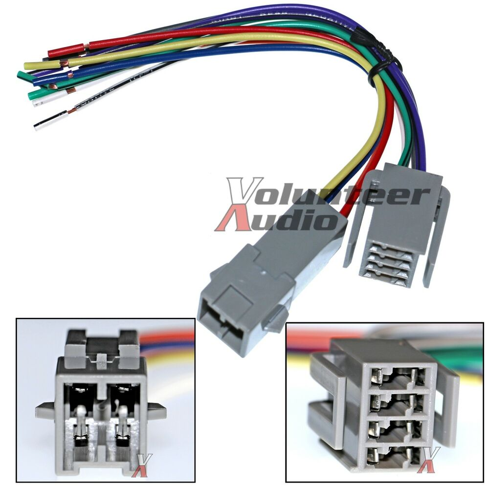 Audio Wiring Harnesses Schematic 2019 Mercury Diagram Motor Outboard Og251541 Ford Car Stereo Cd Player Harness Wire