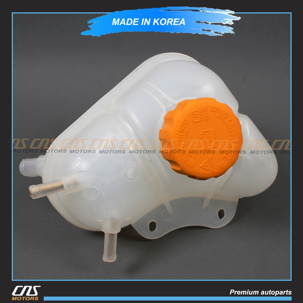 engine coolant recovery tank w   cap 99
