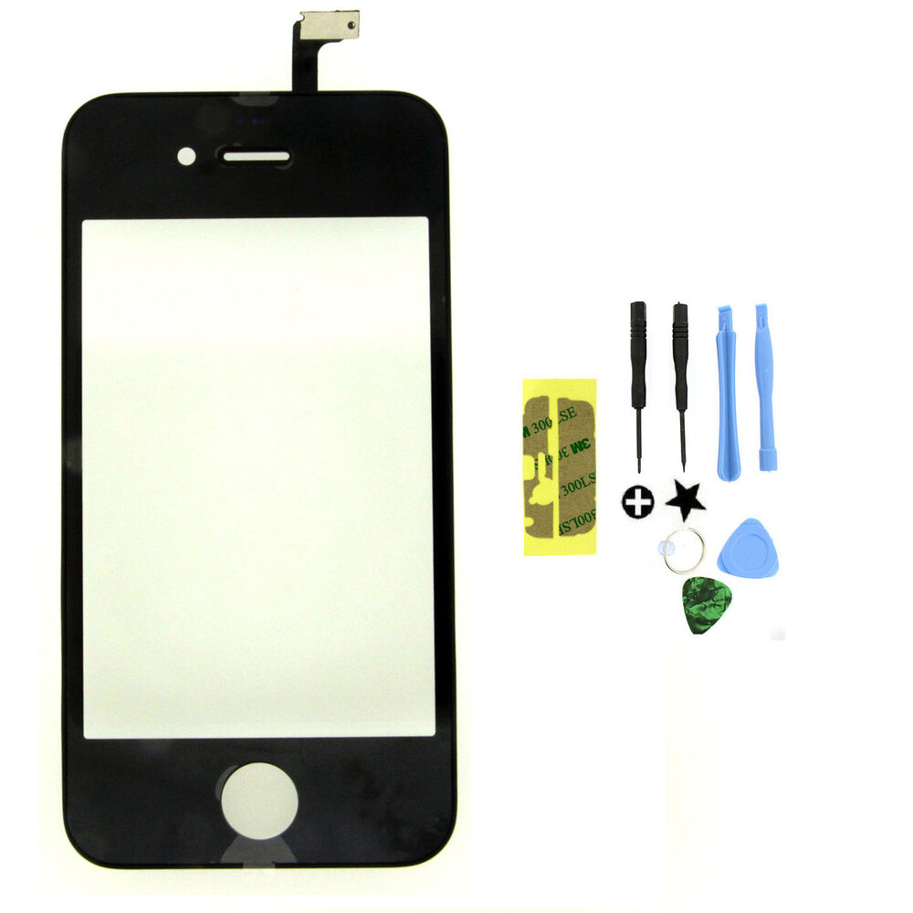 Iphone 6s Glass Replacement Black
