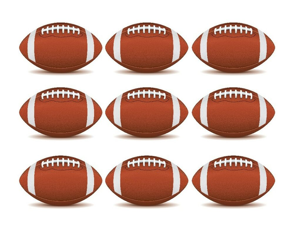 Football Cake Decorations