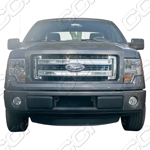 grille stx xl f150 grill ford fx2 chrome fx4 insert overlay trim 150 4pc abs parts accessories grilles molding pcs