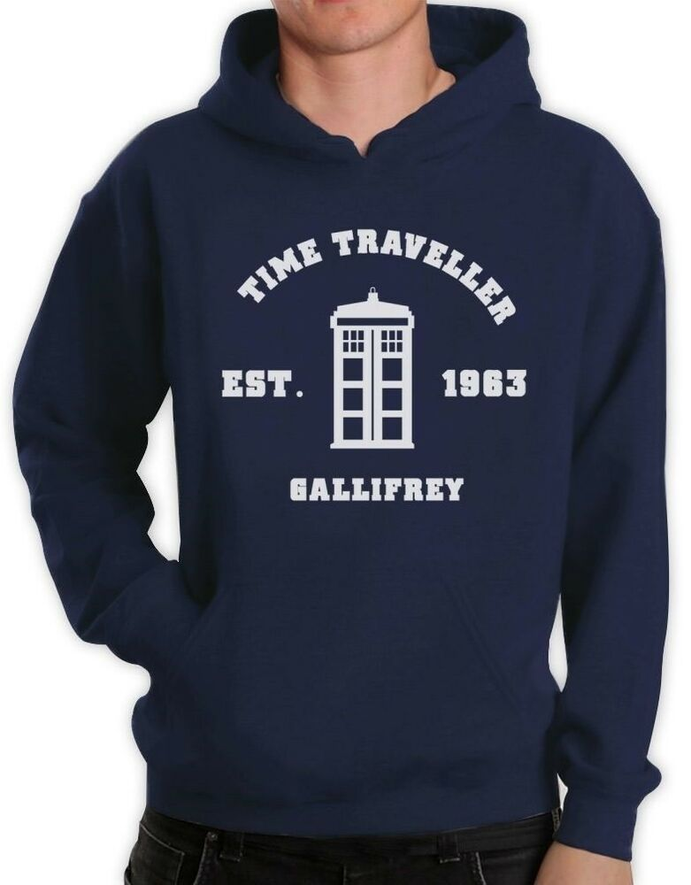 Dr who hoodies