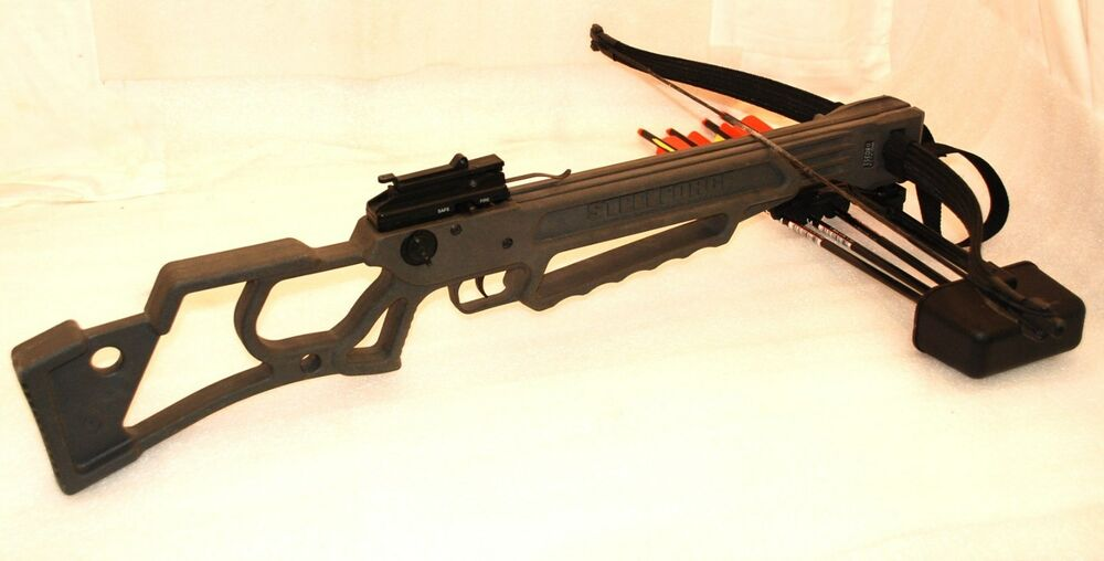 how to make a steel crossbow in runescape