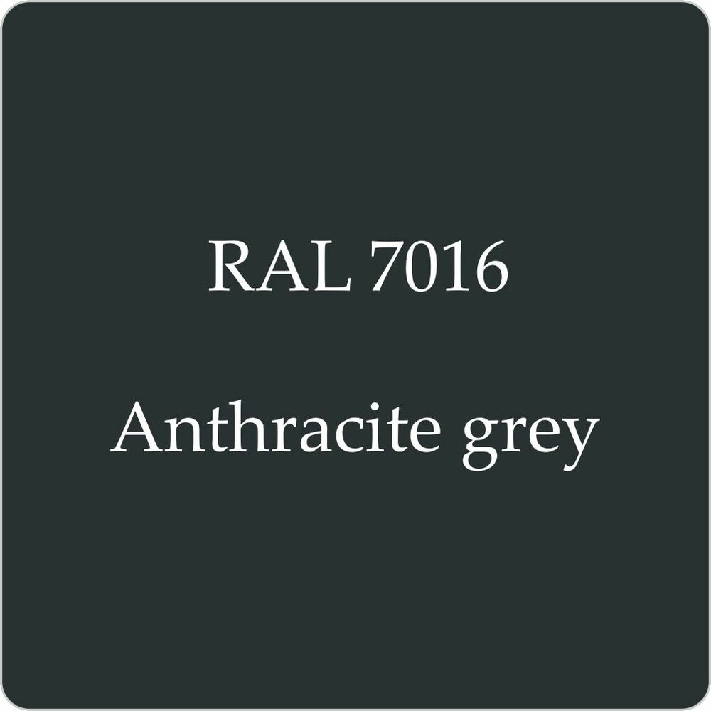 Ral 7016 high quality german paint anthracite grey 2l with - Gris ral 7016 ...