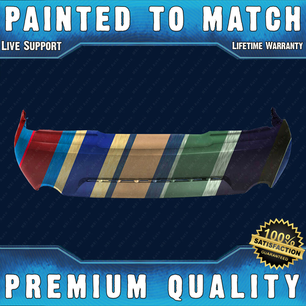 1999 Mustang Bumper Cover >> NEW Painted to Match - Rear Bumper Cover For 1999-2004 Ford Mustang GT / Mach 1 | eBay