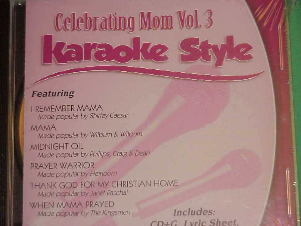 Musical Instruments & Gear The Mckameys Volume 2 Christian Karaoke Style New Cd+g Daywind 6 Songs Fast Color Karaoke Cdgs, Dvds & Media