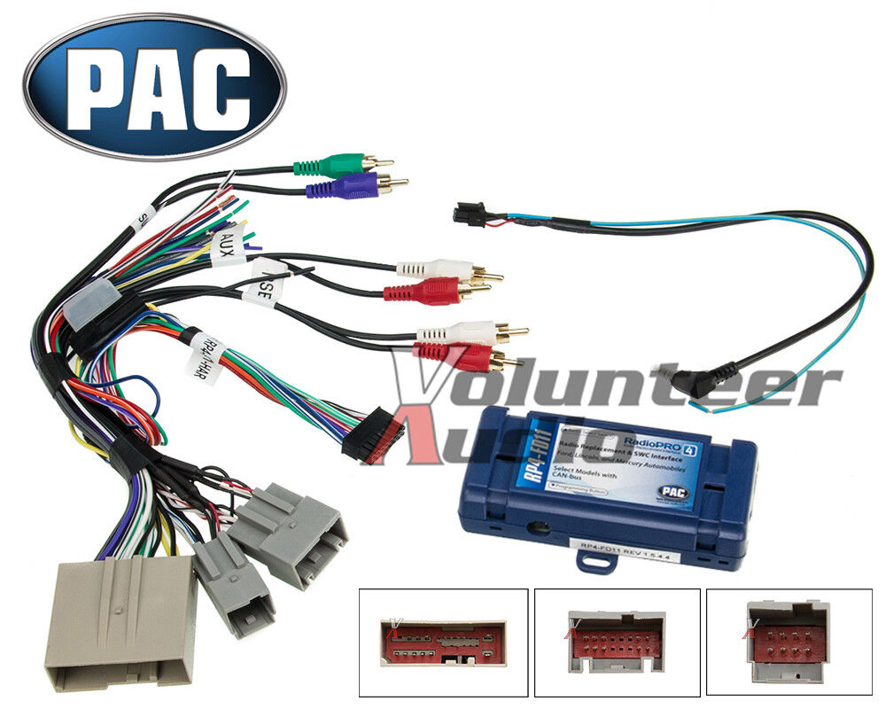 2006 - 2012 select ford lincoln mercury radio install ... ford wire harness 2006 ford wire harness retainers